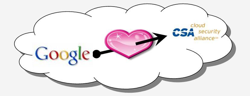 google-csa